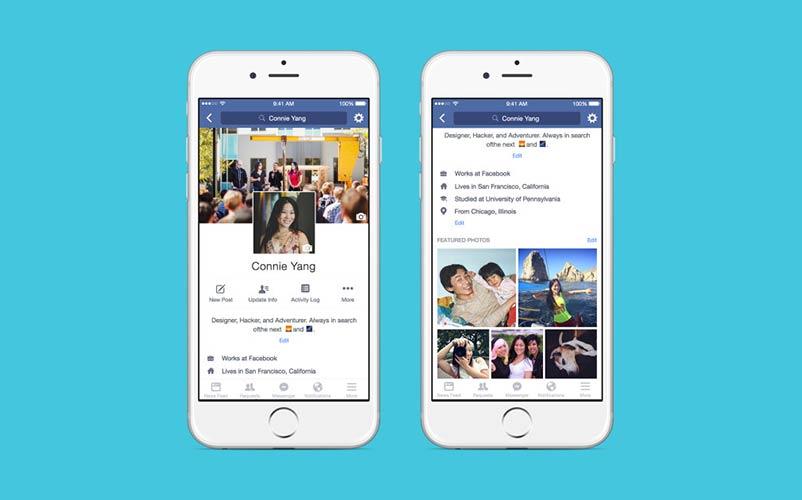 Последни актуализации във Facebook
