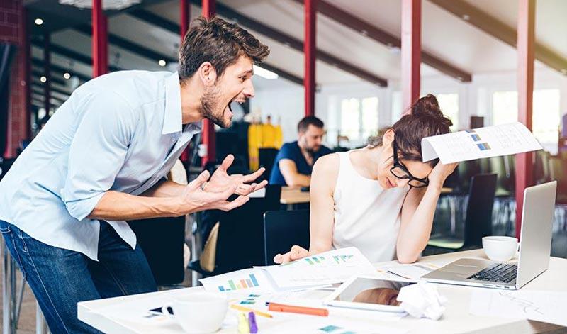 Работен гняв - как да се справим с проблема