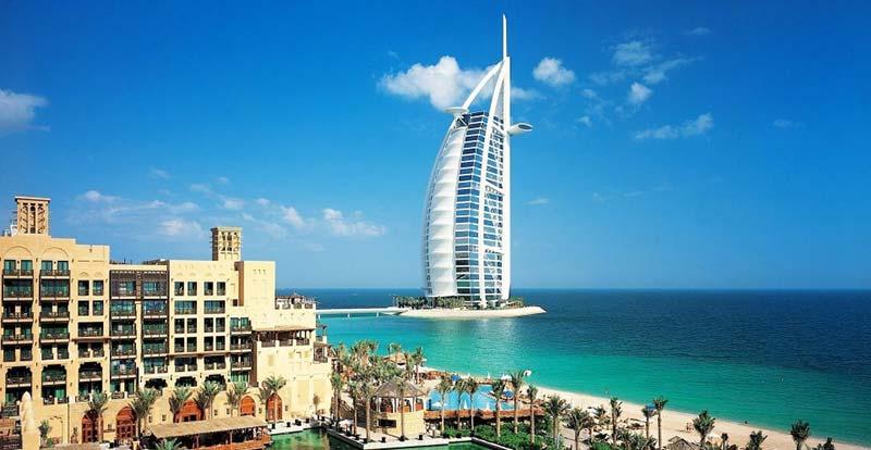 Забележителности в Дубай
