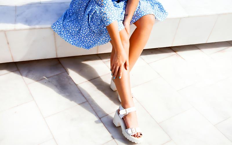 Време е за избор на дамски чехли