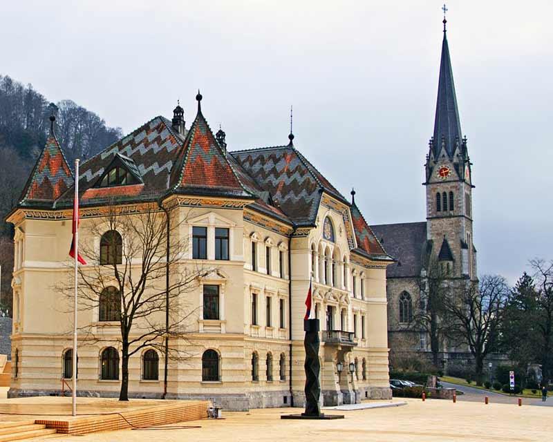 Лихтенщайн - държавата джудже
