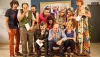 Любов към смеха – сериалът Новите съседи