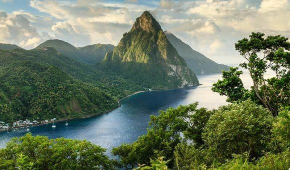 Сейнт Лусия – перлата на Карибско море