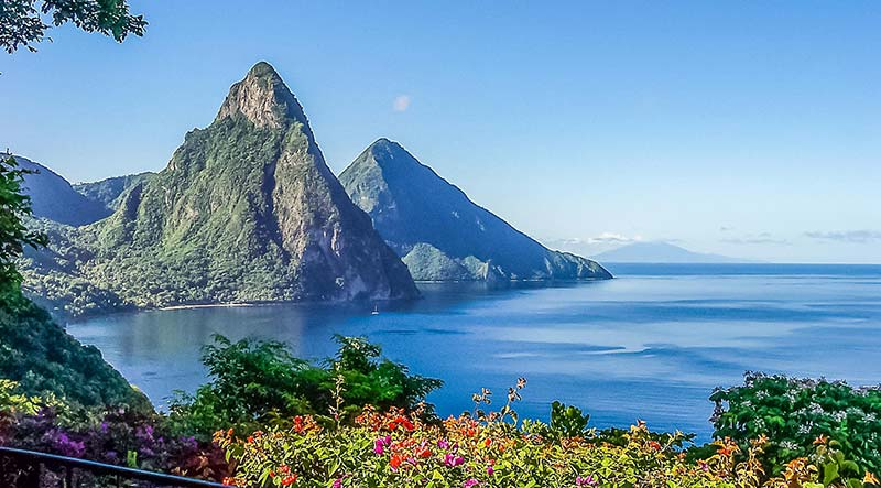Сейнт Лусия - перлата на Карибско море
